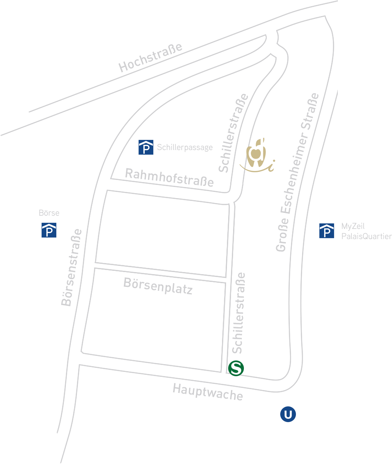 Börsenparkhaus Frankfurt